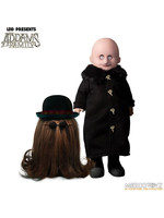 The Addams Family - Living Dead Dolls Fester & It
