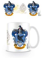 Harry Potter - Ravenclaw Crest Mug