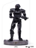 Star Wars The Mandalorian - Dark Trooper BDS Art Scale - 1/10