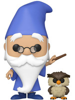 Funko POP! Disney: The Sword in the Stone - Merlin with Archimedes
