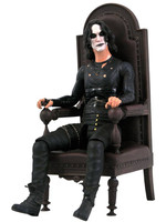 The Crow - Eric Draven in Chair