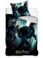 Harry Potter - Harry Potter and the Deathly Hallows Duvet Set - 160 x 200 cm