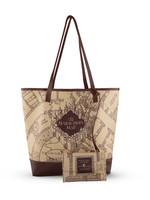Harry Potter - Marauder's Map Shopping Bag & Pouch