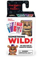 Five Nights at Freddy's - Something Wild! Card Game (English) & Rockstar Freddy
