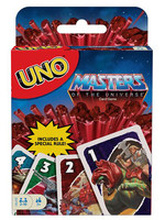 Masters of the Universe - Uno Card Game