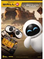 Wall-E - Wall-E & Eve Mini Egg Attack 2-Pack
