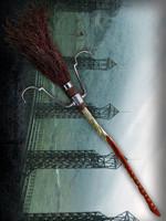 Harry Potter - Firebolt Broom Replica