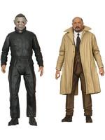 Halloween II - Ultimate Michael Myers & Dr Loomis 2-Pack