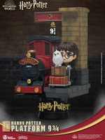 Harry Potter - Platform 9 3/4 D-Stage Diorama (New Ver.)