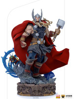 Marvel Comics - Thor Unleashed Deluxe Art Scale - 1/10