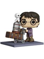Funko POP! Harry Potter Deluxe - Harry Pushing Trolley