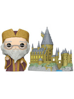 Funko POP! Towns: Harry Potter - Dumbledore with Hogwarts