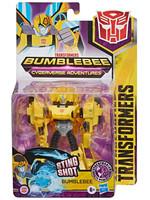 Transformers Cyberverse - Sting Shot Bumblebee Warrior Class