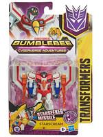 Transformers Cyberverse - Starseeker Missile Starscream Warrior Class