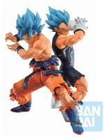 Dragon Ball Super - SSGSS Son Goku & SSGSS Vegeta (vs. Omnibus Super) Ichibansho