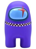 Among Us - Mega Squishme Anti-Stress Figure Purple - 15 cm