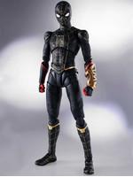 Spider-Man: No Way Home - Spider-Man Black & Gold Suit (Special Set) - S.H. Figuarts
