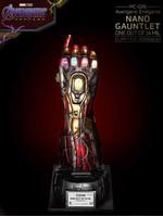 Avengers: Endgame - Mk85 Nano Gauntlet Master Craft Statue - 1/1