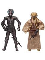 Star Wars Black Series - 40th Anniversay Bountyhunters 2-pack