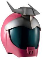 Mobile Suit Gundam - Char Aznable Normal Suit Helmet Replica - 1/1