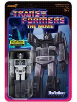 Transformers The movie - Fallen Leader Optimus Prime - ReAction