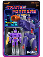 Transformers The Movie - Galvatron - ReAction