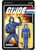 G.I. Joe - Cobra Commander - ReAction