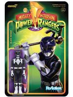 Mighty Morphin Power Rangers - Black Ranger - ReAction