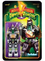 Mighty Morphin Power Rangers - Dragonzord - ReAction