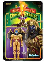 Mighty Morphin Power Rangers - Goldar - ReAction