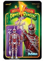 Mighty Morphin Power Rangers - Lord Zedd - ReAction