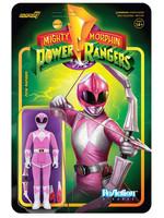 Mighty Morphin Power Rangers - Pink Ranger - ReAction