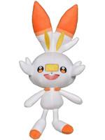 Pokémon - Scorbunny Plush - 30 cm