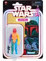 Star Wars The Retro Collection - Boba Fett Prototype Edition - SKADAD FÖRPACKNING