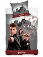 Harry Potter - Harry, Ron & Hermione Duvet Set 160 x 200 cm