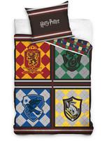 Harry Potter - House Crest Quilt Duvet Set 160 x 200