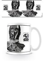Star Wars - 40th Anniversary C-3PO Mug