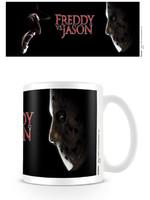 Freddy vs. Jason - Freddy & Jason Mug