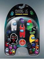 Among Us - Crewmates Mini Figures 5-Pack