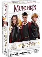 Harry Potter - Munchkin Card Game (English Version)